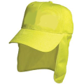 high vis safety cap