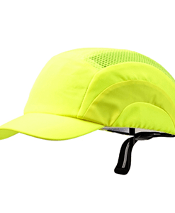 Bump cap short peak