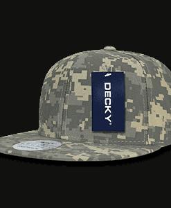 Digital camouflage snapback (1047)