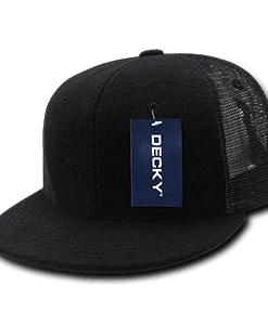 Six panel terry trucker (1081)