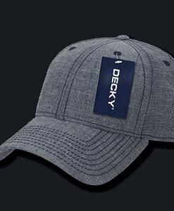 Washed denim baseball cap (116)