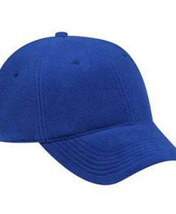 Six panel micro fleece cap (18-429)