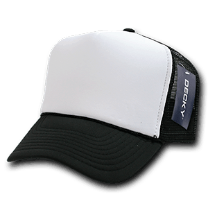 Two tone trucker cap (210)