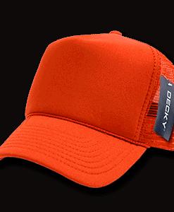 Solid trucker cap (211)