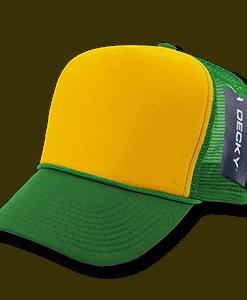 Industrial mesh trucker cap (212)