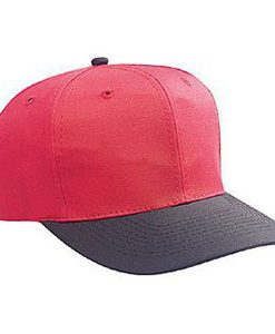 Six panel cotton twill pro cap (27-80)