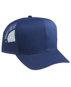 Six panel cotton twill pro mesh back cap (30-287)