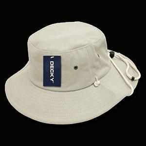 Aussie hat with drawstring (510)