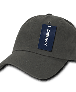 Washed polo cap (760)