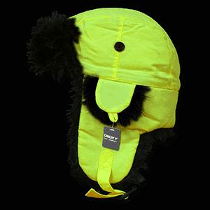 Neon aviator hat (778)