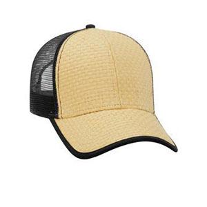Toyo straw low profile mesh back cap (83-531)
